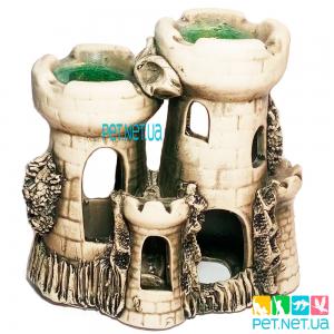 Аквариумная керамика - Замок  - 617