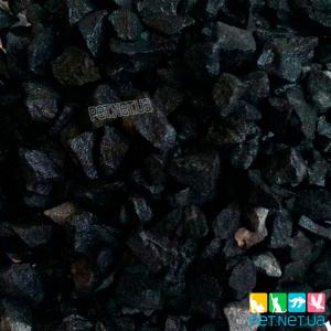 Аквариумный Грунт 1 кг. Черный 5-10 мм.