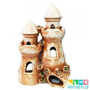 Аквариумная керамика - Башни - 562