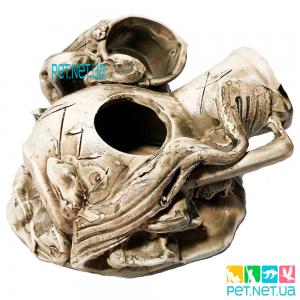 Аквариумная керамика - Амфора - 514