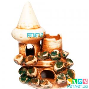 Аквариумная керамика - Башня  - 519