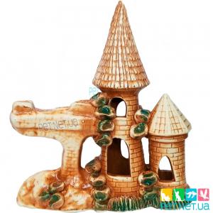 Аквариумная керамика - Замок  - 607