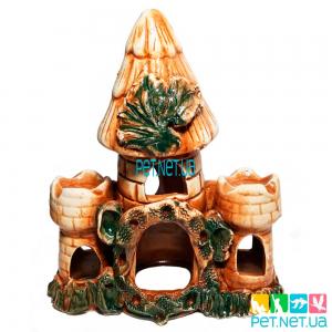 Аквариумная керамика - Замок  - 621