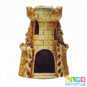 Аквариумная керамика - Башня - 544