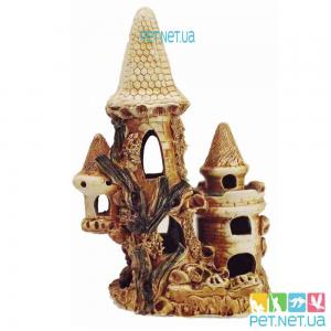Аквариумная керамика - Замок  - 595