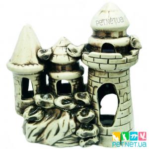 Аквариумная керамика - Замок - 1438