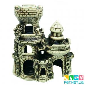 Аквариумная керамика - Замок - 532