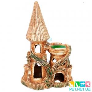 Аквариумная керамика - Башня  - 638
