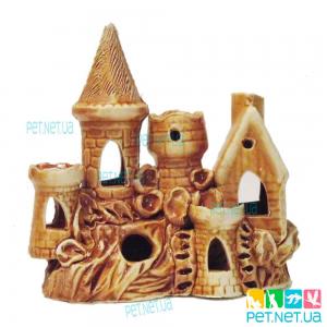 Аквариумная керамика - Замок  - 593