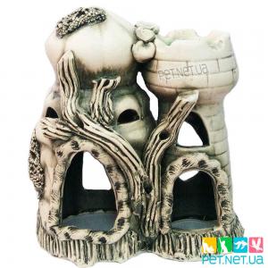 Аквариумная керамика - Башня 693