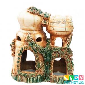 Аквариумная керамика - Башни - 521