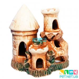 Аквариумная Керамика - Замок 550