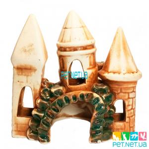 Аквариумная керамика - Замок  - 604