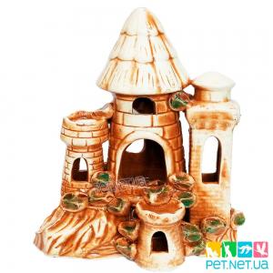 Аквариумная Керамика Замок - 515