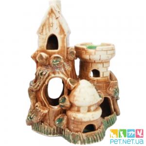 Аквариумная керамика - Замок - 541