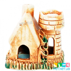 Аквариумная Керамика - Замок - 549