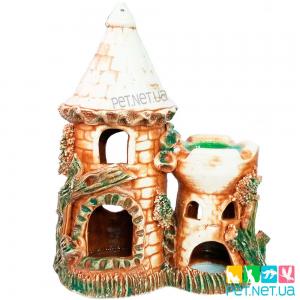 Аквариумная Керамика - Башня - 572