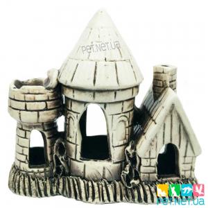 Аквариумная керамика - Замок  - 622
