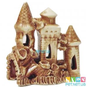 Аквариумная керамика - Замок  - 597